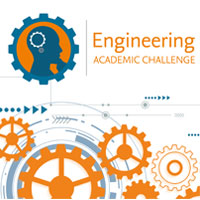 Engineering Academic Challenge logo.