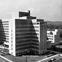 Veterans Administration Hospital building