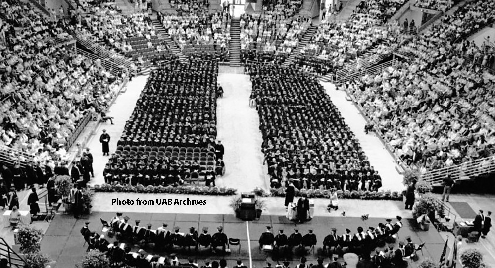 UAB Commencement, 1988