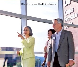 UAB Campus Recreation Center opens, 2005