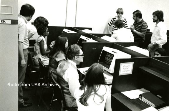 Computer Assisted Instruction at UAB